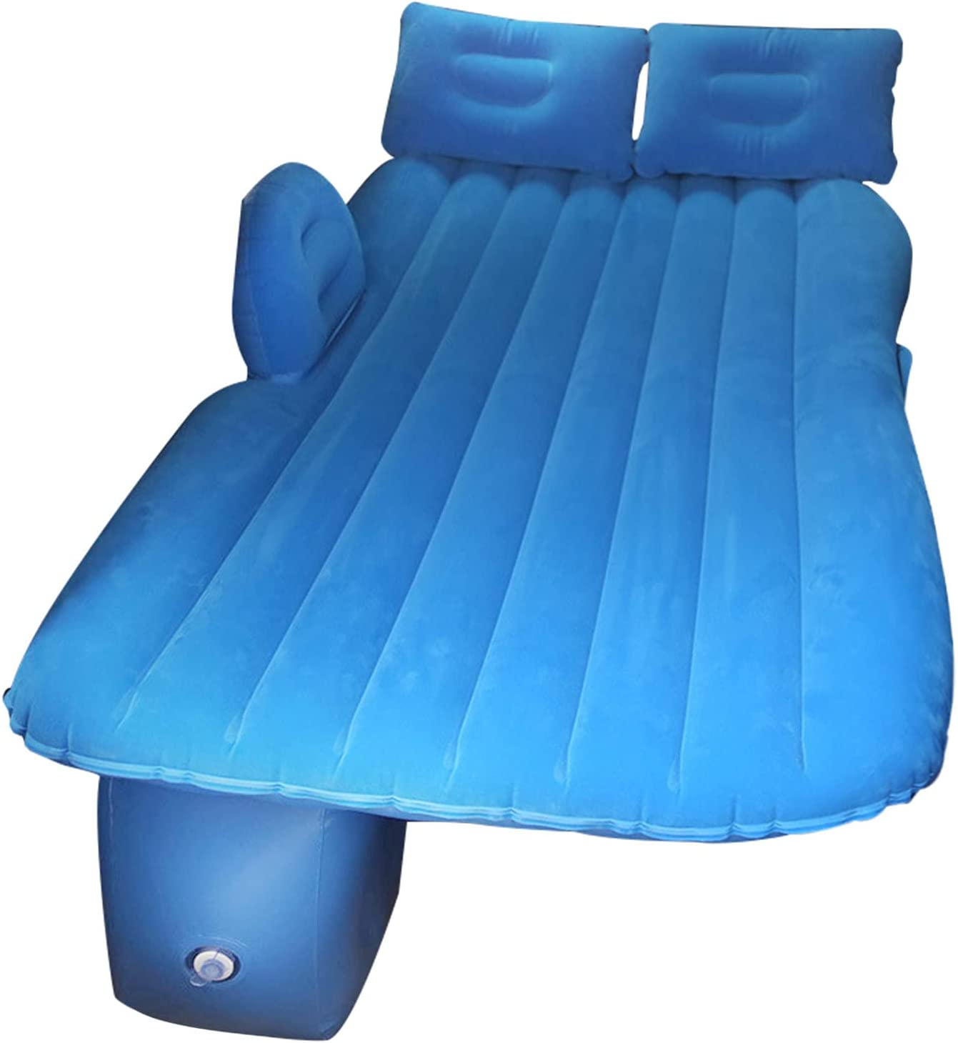 Inflatable Car Air Mattress SUV Bed Max 56% OFF with Backseat Pillow 2 We OFFer at cheap prices