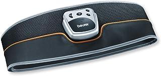 comprar comparacion Beurer EM 35 Electroestimulador EMS Cinturón Abdominal,5 programas de entrenamiento, 4 electrodos agua sin necesidad de ge...