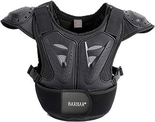 BARHAR Kids Dirt Bike Body Chest Spine Protector Armor...