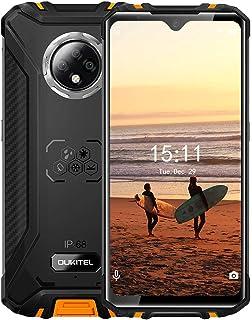 "Smartphone Fingerprint Rugged Phones 3-Day-Battery - OUKITEL-WP8-Pro 6.49""Display, 4GB 64GB Dual SIM IP68 Waterproof Unloc..."