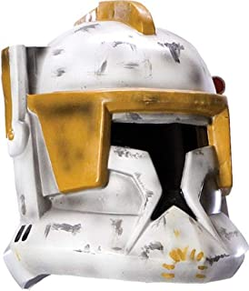 Star Wars Clone Wars Clone Trooper Commander Cody 2 pc. Helmet