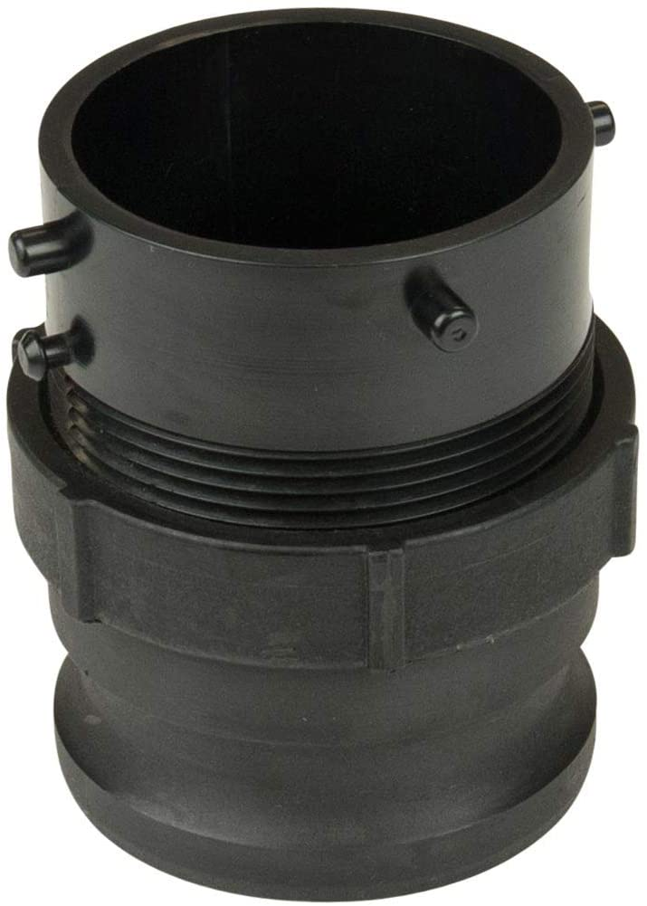 Lippert Components Waste Master RV Sewer Hose Male Bayonet Fitting Converter