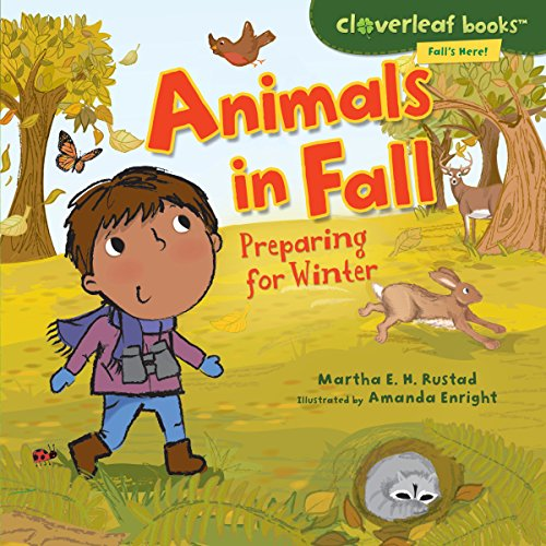 Animals in Fall audiobook cover art