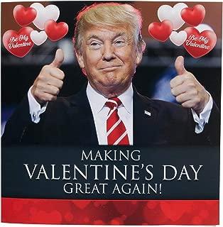 Trump Talking Valentines Card