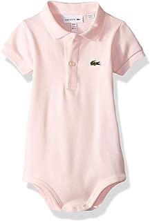 Baby Girls Layette Short Sleeve Pique Body Gift Box