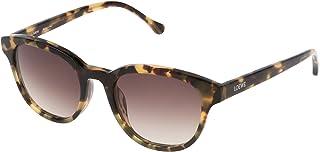 Loewe - SLW930M500AGG Gafas de sol, Shiny Havana, 50 para Mujer