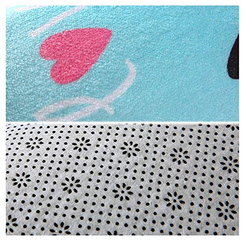 NgMik 3D Vision Teppich Thin 3D Dreidimensionale Stein Fußmatte Badezimmer-Tür Badezimmer Dusche rutschfeste Matte Bad Fußmatte 03 Rutschfester Teppich (Color : Gray, Size : 40x60cm)