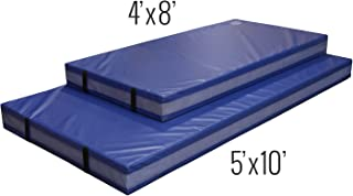 IncStores Landing Mats for Gymnastics, Practice, Martial Arts, Wrestling, MMA, Impact and Training