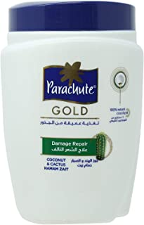 Parachute Gold Hammamzaith Hair Cream Damage Repair, 1000 ml
