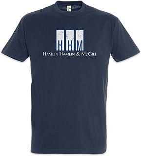 Urban Backwoods Hamlin Hamlin & Mcgill Camiseta De Hombre T-Shirt