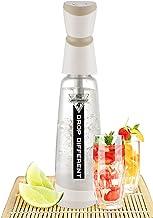 FDYD soda sifontillverkare, vilket gör gnistrande vatten för juice drycker cocktail, 1 liter