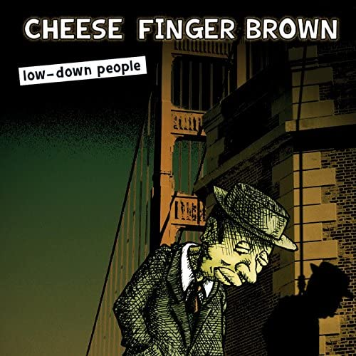 Cheese Finger Brown