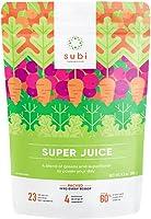 Subi | Best Green Superfood | Raw Ingredients: Matcha, Kale, Barley Grass, Spirulina, Acai, Goji Berry + More | Morning...