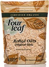 Four Leaf Milling Organic Original Style Rolled Oats, 800 g