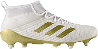 e0720ecce84a adidas Performance Mens Predator Flare Soft Ground Hi Top Sock Rugby Boots