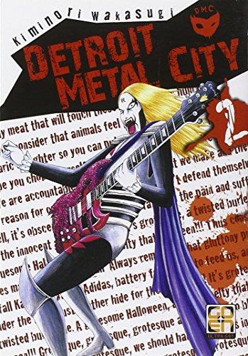 Detroit metal city (Vol. 2) (Mega collection)