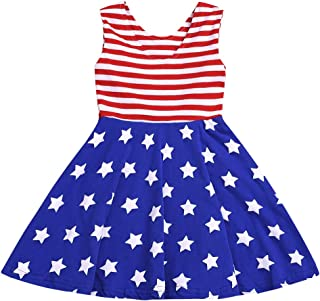american girl striped dress