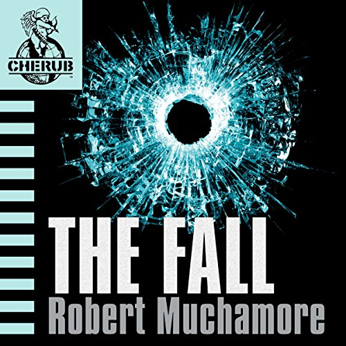 Cherub: The Fall audiobook cover art