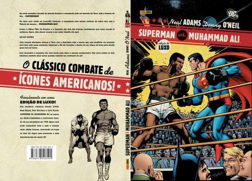 Superman - Superman vs Muhammad Ali