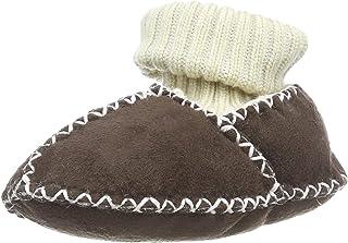 Playshoes Pantoufles en Laine, Chaussures pour Ramper Mixte Enfant