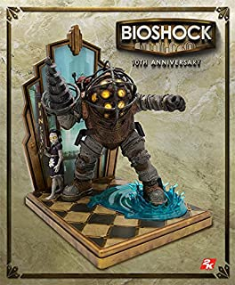 BioShock 10th Anniversary Exclusive Tenth Collectors Edition Xbox One Contains 11