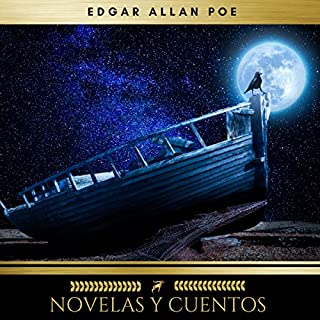Novelas y Cuentos de Edgar Allan Poe                   By:                                                                                                                                 Edgar Allan Poe,                                                                                        Charles Baudelaire                               Narrated by:                                                                                                                                 Joana Gonzalez                      Length: 10 hrs and 18 mins     6 ratings     Overall 3.3