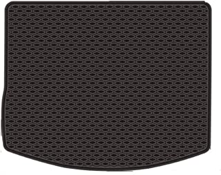 Kaungka Rubber Cargo Liner Rear Cargo Tray Trunk Floor Mat Waterproof Protector for 2019 2013 2014 2015 2016 2017 2018 Ford Escape