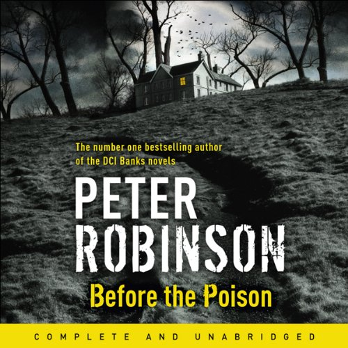 Before the Poison cover art