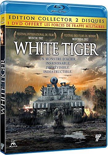 White tiger [Blu-ray] [FR Import]