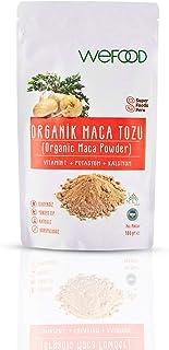 Wefood Organik Maca Tozu - 100 Gr