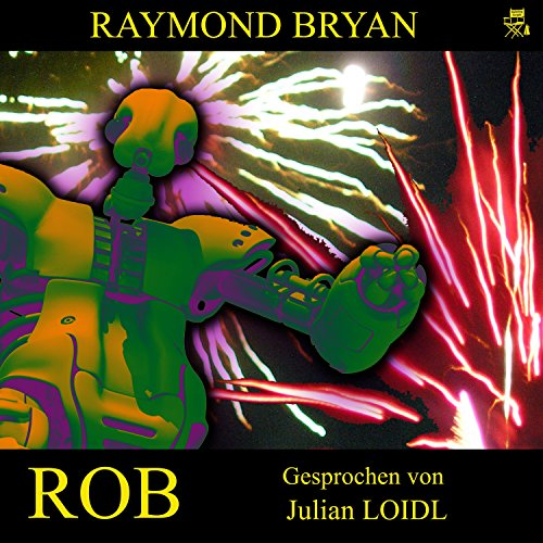 Rob audiobook cover art