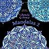 Libro de Colorear - Mandalas Volumen 2: Pintar y relajarse. Un libro de colorear sobre fondo negro para que se coloreen con vivos colores. (Mandalas sobre fondo negro)