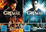 Grimm - Staffel 5+6 im Set - Deutsche Originalware [9 DVDs]