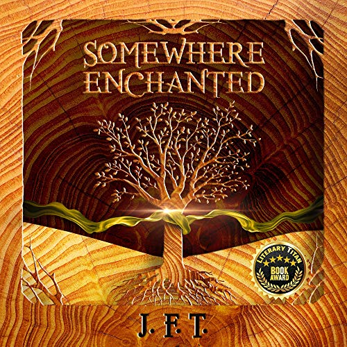 『Somewhere Enchanted』のカバーアート