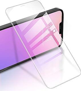 RIWNNI Vetro Temperato per iPhone 12 Mini [3 Pezzi], 9H Durezza Anti Graffio Pellicola Protettiva Ultra Sottile Protezione...