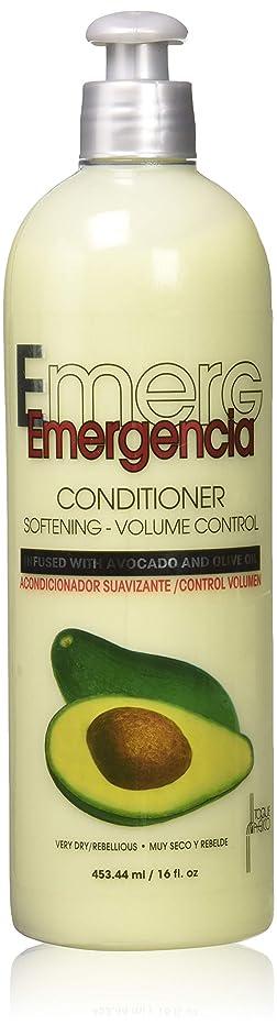 収束する航空機感染するToque Magico Emergenciaコンディショナー、アボカド/オリーブ、16オンス