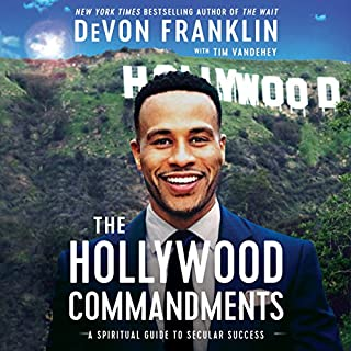 The Hollywood Commandments cover art