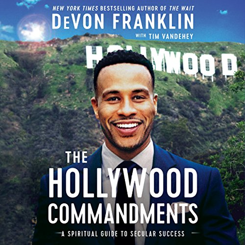 The Hollywood Commandments audiobook cover art