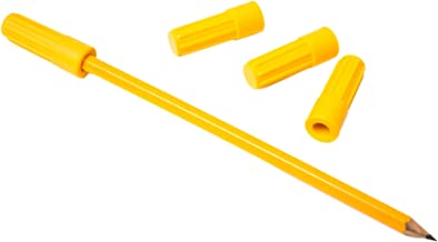 Fun and Function Pencil Extension Toppers Made from Soft Food Grade Silicone Great Fidget & Chew Toy for Children to Explo...
