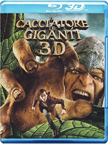 Il Cacciatore Di Giganti 3D (2 Blu-ray);Jack The Giant Slayer [Italia] [Blu-ray]