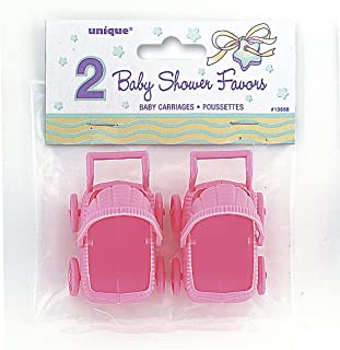 Unique Baby Carriages, Pink