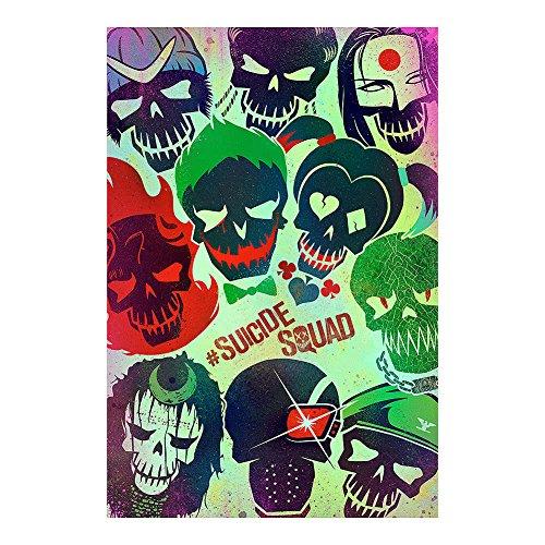 GB eye, Suicide Squad, Faces, Maxi...
