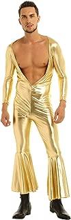 Best shiny jumpsuit mens Reviews