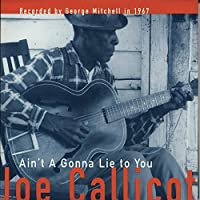 Ain't A Gonna Lie To You by Joe Callicott (2003-05-06)