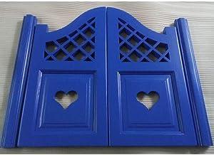 Cafe Swinging Doors, Indoor Premade Saloon Swing Door With Gravity Pivot Scharnieren Pine Parlor Butler Door For Kitchen, ...