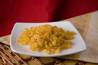 Golden Raisins (1 Pound Bag) - No Sugar added
