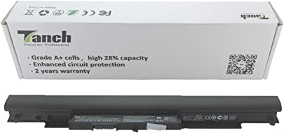 Tanch Laptop Akku HS03 807956-001 807957-001 HSTNN-LB6U 807611-421 TPN-C125 f r HP Pavilion 14 15 17 250 G4 255 G4 Notebook 10 95V 2670mAh 31W Schätzpreis : 38,99 €