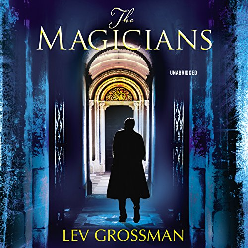 The Magicians, Book 1 audiobook cover art