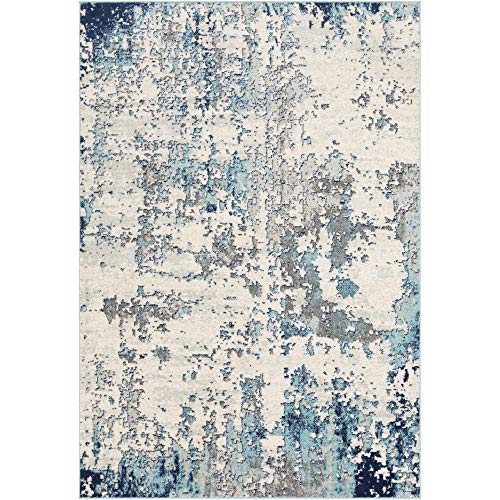 Artistic Weavers Arti Modern Abstract Area Rug, 7'10' x 10'3', Blue