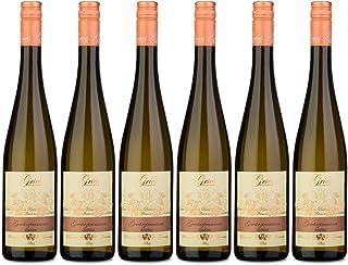 6x Gewürztraminer Spätlese 2020 - Gries, Pfalz - Weißwein